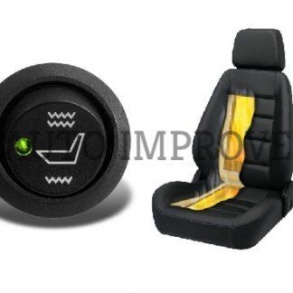 Incalzire scaune carbon auto 2 trepte pentru un scaun AutoImprove
